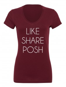 Like Share Posh tee shirt
