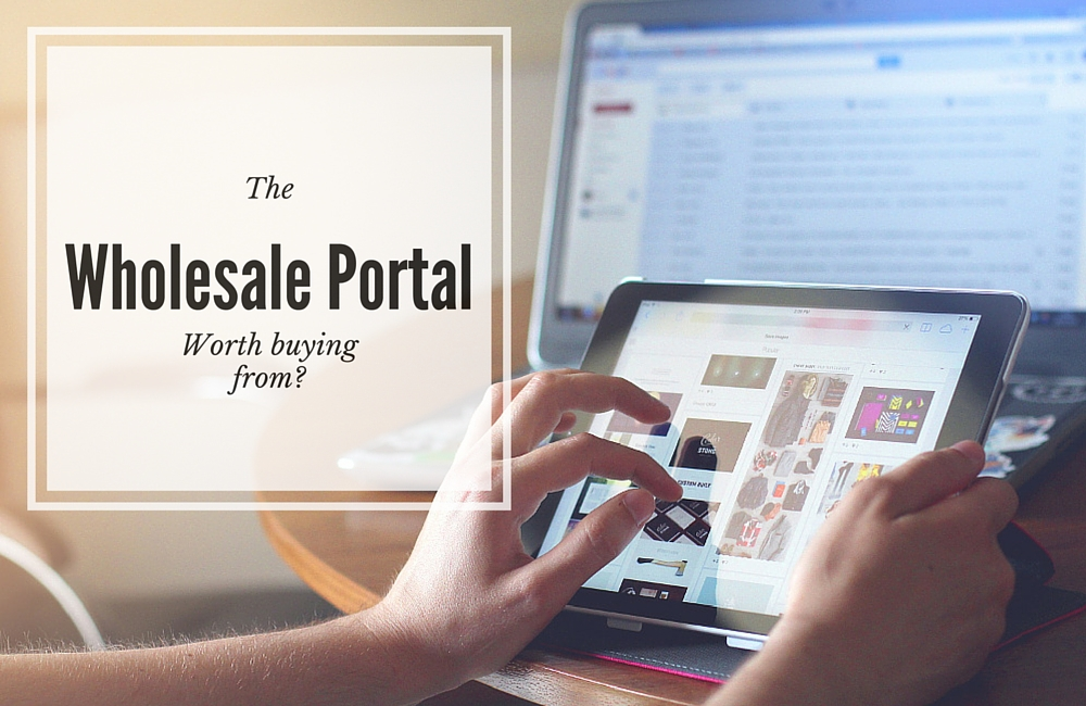 poshmark wholesale portal