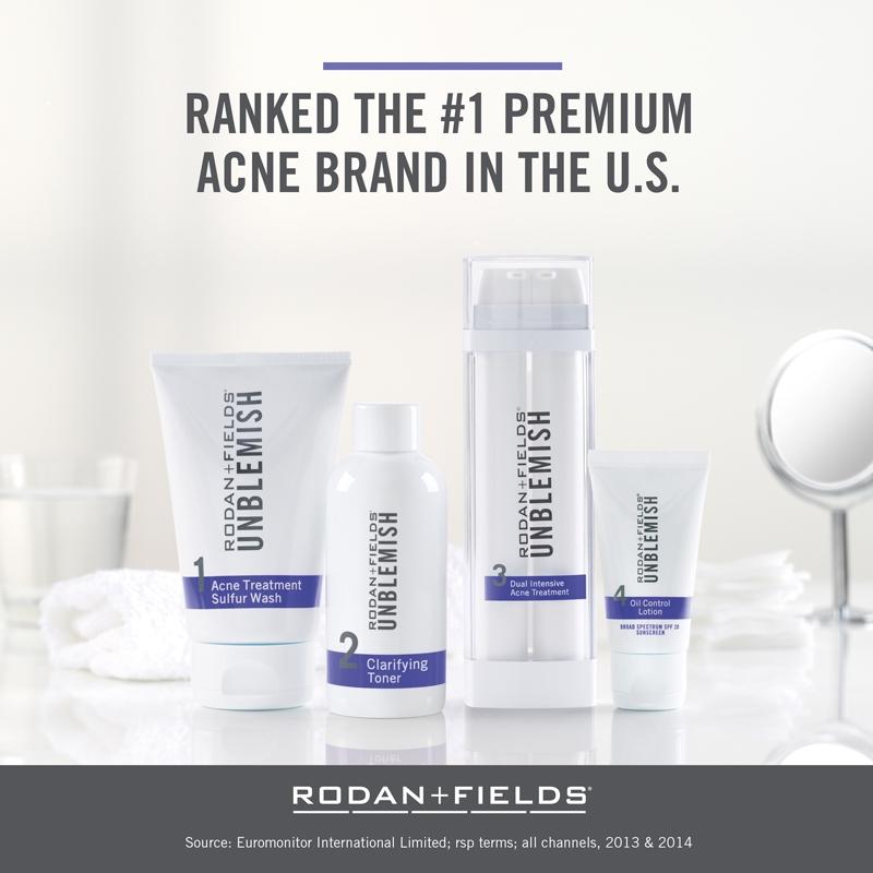 #1 premium acne brand